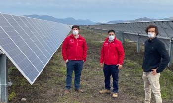 Subsecretario de Energía visita proyectos Fotovoltaicos destacando inversión energética regional e iniciativas...
