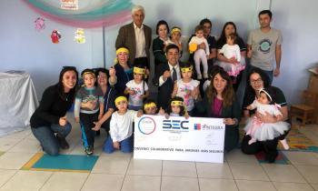 Intensifican fiscalizaciones a instalaciones eléctricas y de gas a red de jardines infantiles Integra