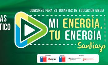 """Participa en el Concurso """"Mi Energía, Tu Energía"""""""