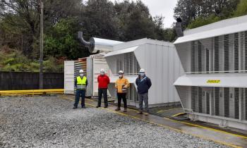 Seremi de Energía junto a la SEC visitan plantas de generación para inspeccionar la calidad del suministro elé...
