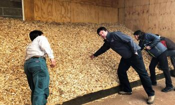 Inauguran  primera planta de generación de energía en base a gasificación de biomasa en Chile