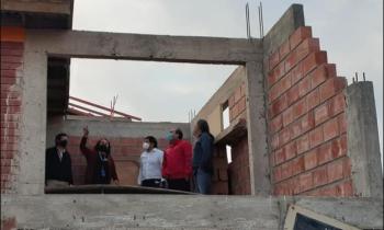 """Seremi de Energía Explica a los Vecinos el Programa """"Techos Solares"""""""