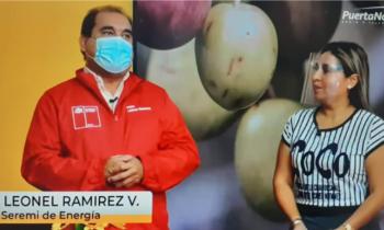 """Entrevista Matinal """"Levantando Arica"""" Con Buena Energía"""