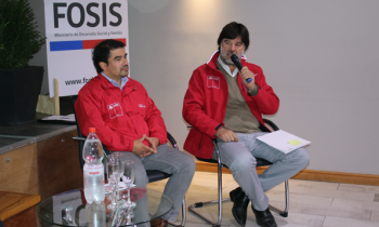 Seremi Amenábar participó en el lanzamiento del Programa Innova Fosis 2020
