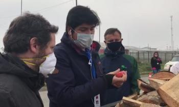 Extienden plazo para registro en catastro de comerciantes de leña y artefactos a leña en Osorno