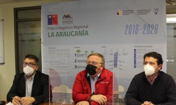 Presentan el Plan Energético Regional a La Araucanía