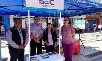 Seremi de Energía y SEC celebraron Día Mundial de la eficiencia Energética junto a la comunidad