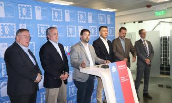 """Subsecretario de Energía y Superintendente de Electricidad y Combustibles realizan balance del Plan """"Verano 20..."""