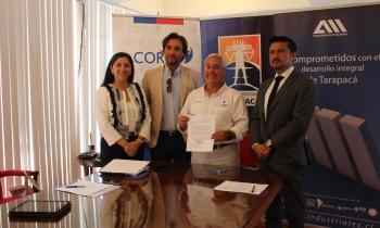 Buscan soluciones de ERNC y Eficiencia Energética para sectores productivos de la región