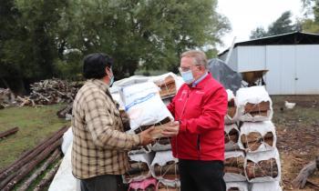 Energía y Agencia SE abren convocatoria especial del programa Leña Más Seca