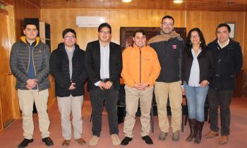 Alcalde de  San Pedro firmó compromiso de participación ciudadana en proyectos de energía