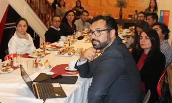 Sesiona Mesa de Energía del Proyecto Bien Público