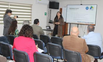 1° Taller de Acuerdo de Producción Limpia (APL) en Iquique
