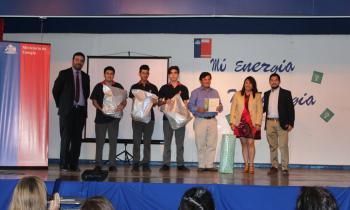 Estudiantes de la Región Metropolitana imaginaron la energía del futuro