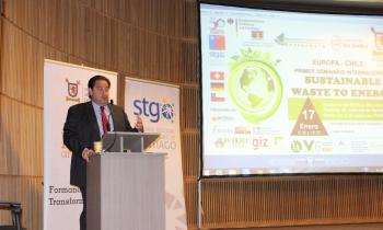 Estudio destaca el potencial regional para generar energía sustentable con la basura