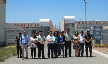 Seremi de Energía visita cárcel de Rancagua para evaluar proyecto de eficiencia energética en recinto penitenc...