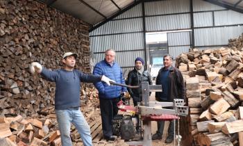 La Araucanía contará con fondo para impulsar Centros Integrales de Biomasa