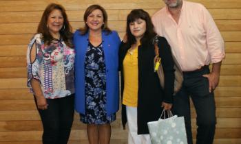 Energía participó en el acto de conmemoración del Día Internacional de la Mujer