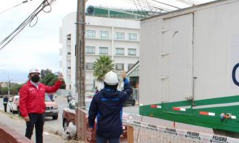 Aseguran suministro eléctrico en 7  hospitales de la Región de Coquimbo