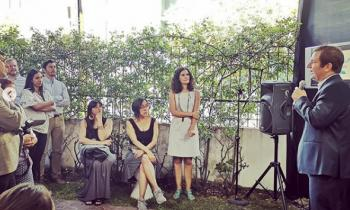 Seremi participa del lanzamiento de la Fundación Ciluz