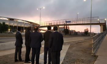 Seremi de Energía participa en puesta en marcha de 3.500 luminarias led