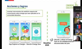 Ministerio de Energía presenta en Magallanes nuevo material pedagógico para la educación energética desde 1ro...