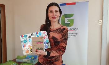 Energía envía material educativo a estudiantes de Isla de Pascua
