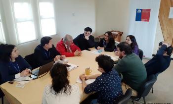 Mesas Comunales de Energía de Porvenir y Laguna Blanca avanzan en redacción de las bases para formular su Estr...