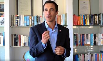 Ministro Jobet destaca interés internacional por desarrollar hidrógeno verde en Magallanes