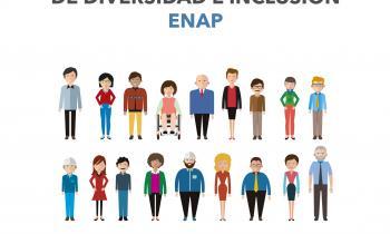 ENAP conmemora quinto aniversario de Política de Diversidad e Inclusión y reafirma su compromiso con la Equidad de Género