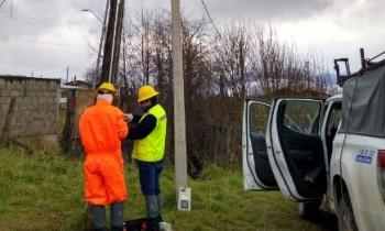 Seremi de Energía y SEC Aysén monitorean planes de acción de la empresa eléctrica para entregar un suministro...