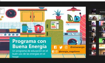 Programa Con Buena Energía capacitó a mujeres PRODEMU