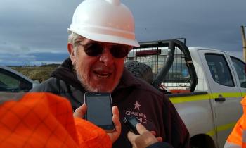 SEREMI Sáez saluda a los trabajadores en su día, resaltando labor de los que se desempeñan en el sector energé...