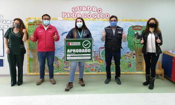 100% de los Jardines de Fundación Integra de la Región de Antofagasta obtienen Sello Verde