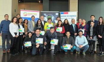 Presentaron los beneficios de las Energías Renovables en seminario regional