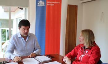 Autoridades regionales invitan a postular a concursos del Programa Comuna Energética