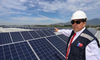 Seremi de Energía destaca las Energías Renovables como base y motor de nuestra matriz energética regional