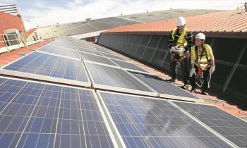 Ministerio de Energía comienza programa de capacitación para incentivar el aumento de técnicos en energía sola...