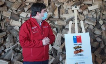 Hasta el 29 de mayo se abre convocatoria especial del programa Leña Más Seca