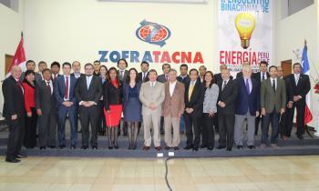 II Encuentro Binacional de Energía Perú – Chile 2018