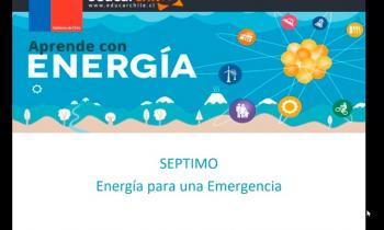 Estudiantes de Copiapó participaron del primer Taller Aprendo con Energía