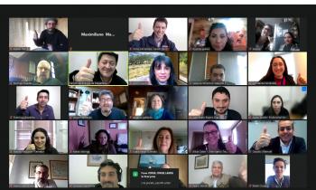 """Alta convocatoria: 90 emprendedores de Magallanes participaron en webinar informativo sobre el programa """"Ponle Energía a tu Pyme"""""""