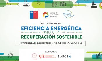 Seremi de Energía de Los Lagos invita a participar en Ciclo Webinars de Eficiencia Energética para una Recuper...