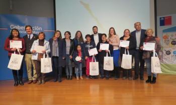Ministra Susana Jiménez entrega junto a Seremi  más de 100 kits de Eficiencia Energética en San Bernardo