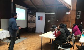 Capacitan en Secado de Leña y Desarrollo Empresarial a comerciantes y productores de leña en la provincia de P...