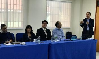 Autoridades monitorean operación de empresas eléctricas y de combustibles del sur de Chile
