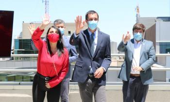 Ministros Jobet y Rubilar entregan detalles de la nueva Ley de Electrodependientes