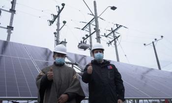 Subsecretario de Energía inaugura proyecto de Electrificación en la aislada Isla Chaullín que no contaba con suministro eléctrico continuo