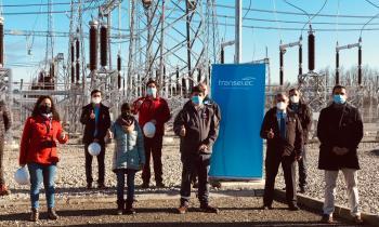 Subsecretario de Energía participa en inauguración de subestación Frutillar Norte con el objetivo de robustece...