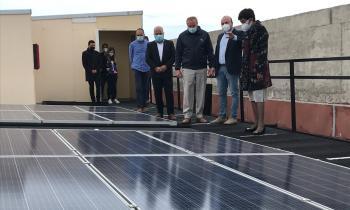 Seremi de Energía participa en inauguración de planta fotovoltaica del Colegio Salesianos